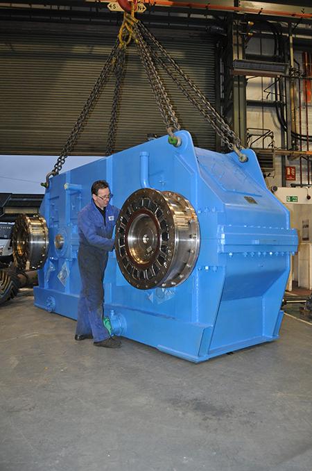 Industrial Gearbox Repairs and Refurbishment